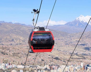 LA PAZ ALTERNATIVE CITY TOUR
