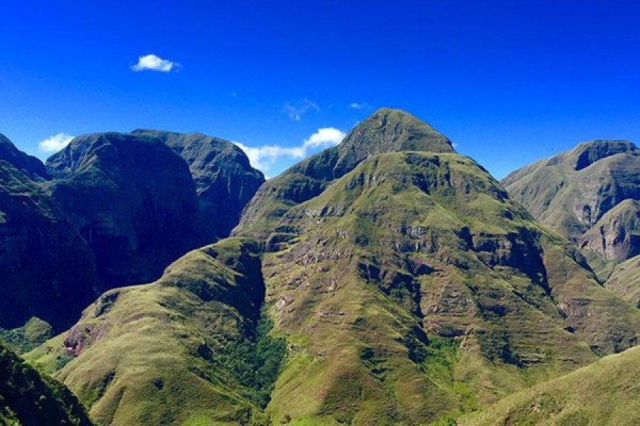 Codo De Los Andes Trekking Day Tour